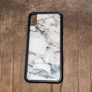 Wildflower XS Max Marble Case